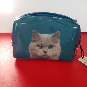 Catseye London cosmetic bag